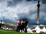Stuttgart con Juanjo y Helena