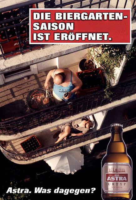Astra-Se abre la temporada de terrazas