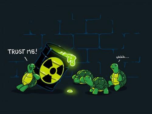 los inicios de las tortugas ninjas